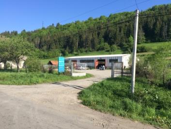 """Продаж  нежитлової будівлі """"Пункт технічного обслуговування"""" (ПТО)"""